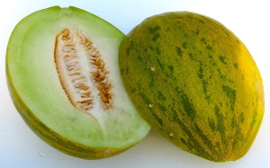 Piel de sapo meloen