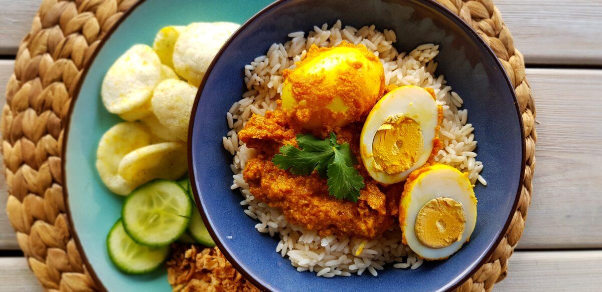 Indische eieren