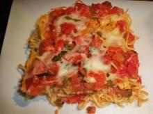 spaghetti ovenschotel
