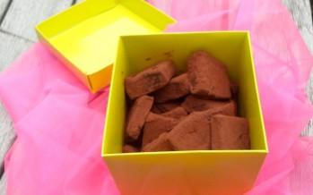 Mexicaanse chocoladetruffels met chilipeper
