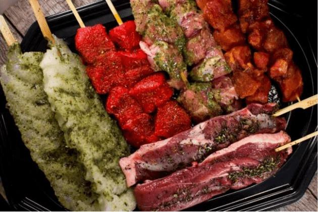 barbecue-vlees-spoelder