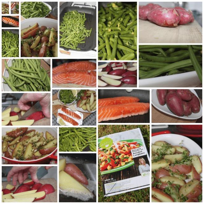 hellofresh-annabel-langbein-zalm-sperziebonen-roseval-aardappelen