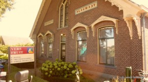 Boerderij en landwinkel Nieuw Slagmaat in Bunnik