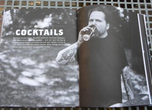TexMex, het kookboek van Jonas Cramby, Jonas Cramby