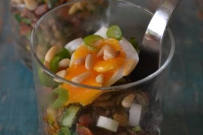champignontartaar - voorgerecht met champignons