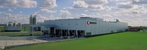 Kikkoman fabriek in Groningen