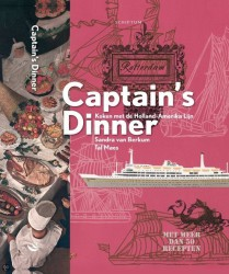 captains dinner, het kookboek