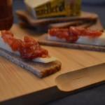 Appenzeller Extra met tomatenchutney