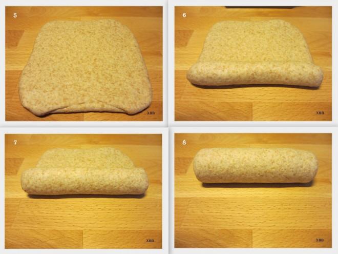 zelf brood bakken, zo vorm je deeg3