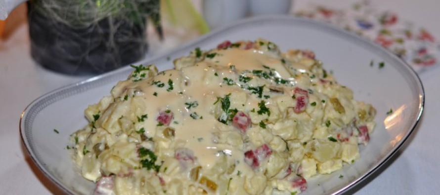 Strandtassen Zelf Maken : Echte huzarensalade zelf maken lekker tafelen