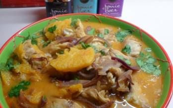 Visstoofpotje met Baharat, Original Spices