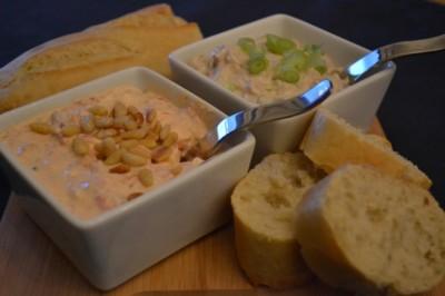 borrelsalades tonijn peppadew
