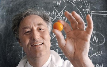 Moleculair koken; koken en scheikunde gaan hand in hand