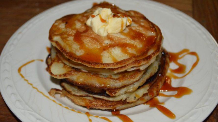 Amerikaanse Pancakes voor een stevig ontbijt