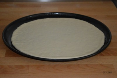 Pizzabodem maken 9