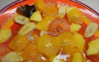 Citrus avonturen in de keuken