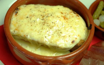 croute au fromage