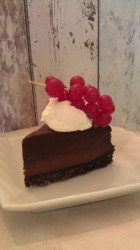 Mississippi mud pie ~ hemels genot op aarde- voor de echte chocolade liefhebber