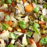 Tian de légumes – Kleurrijke groenten uit de oven