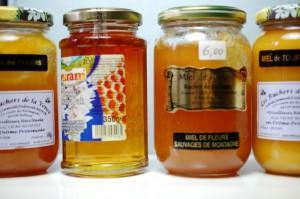 Diverse honingsoorten
