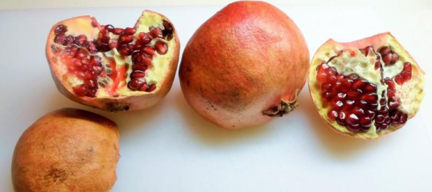 Granaatappel, exotisch fruit om te ontdekken
