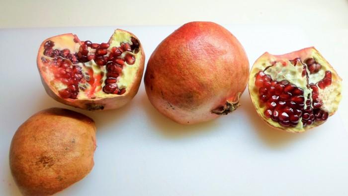 Granaatappel Exotisch Fruit Om Te Ontdekken Lekker Tafelen