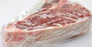 Vlees van de slager