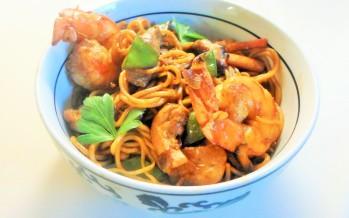 Chow mein noedels – proef Azië bij Lidl