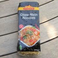 Chow mein noedels – proef Azië bij Lidl- verpakking chow mein noedels