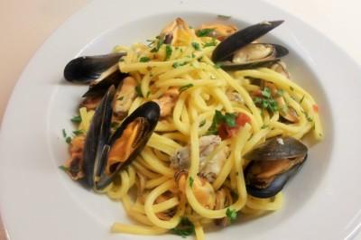 pasta met mosselen - leuke recepten