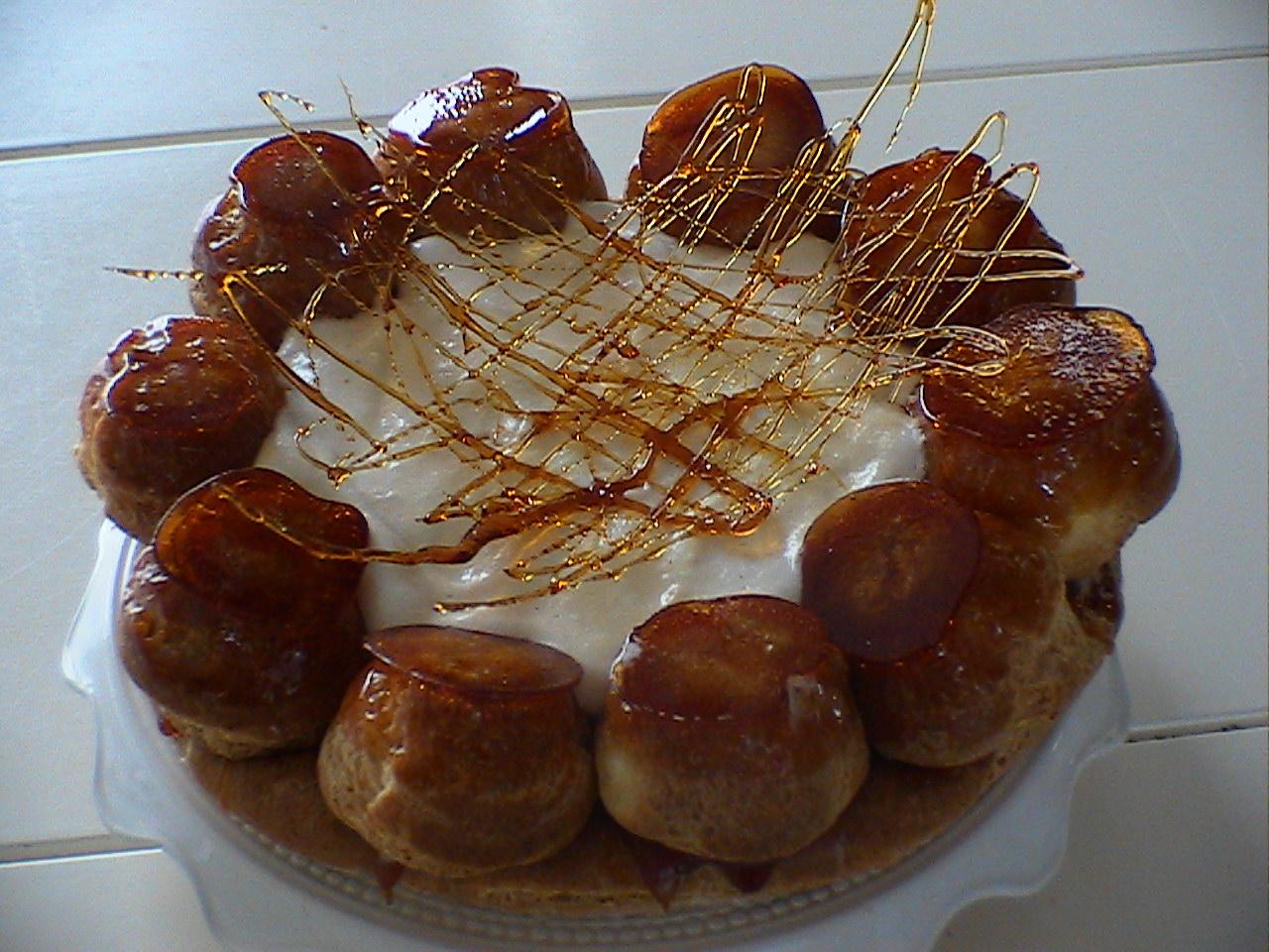 saint honore taart De Saint Honoré taart; Prachtige klassieker | Lekker Tafelen saint honore taart