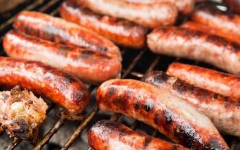 BBQ infographic; Wat grillen we het liefst op welke barbecue?