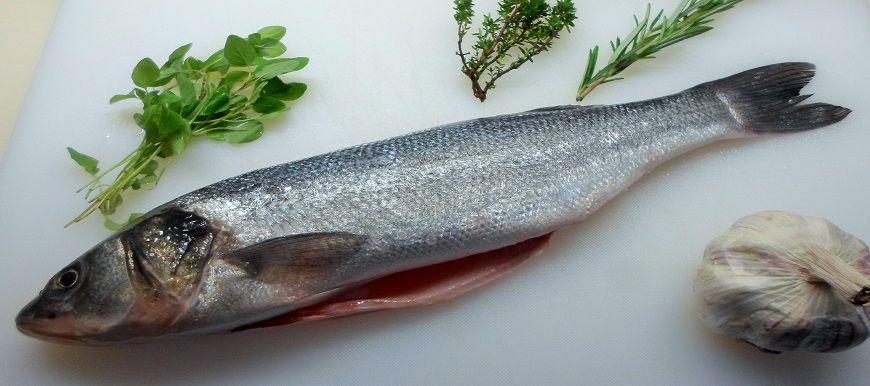 Zeebaars; Durf een wat anders met vis