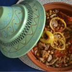 Koken in de tajine; heerlijk mals lamsvlees!