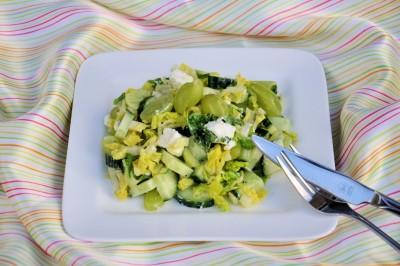 Druiven-geitenkaas salade uitgelicht