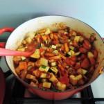 Ratatouille; Frans gerecht met Nederlandse groenten