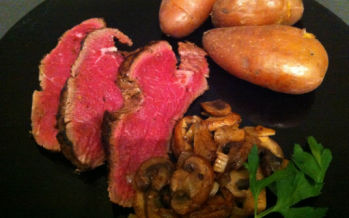 Chateaubriand, klassiek vlees
