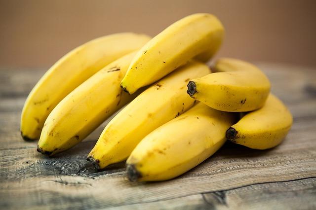 bananen - kater