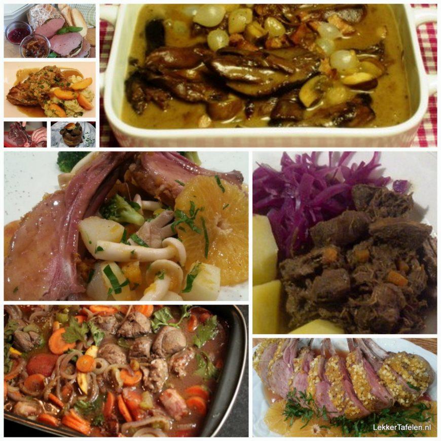 Vlees; Maar dan wel van een echte slager  Vlees; Maar dan wel van een echte slager  Vlees; Maar dan wel van een echte slager
