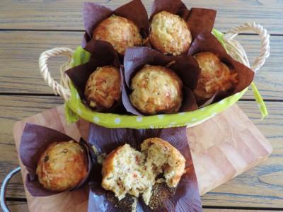 Hartige muffin