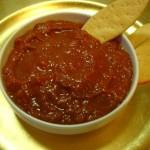 Even geen tapenade – Midden-Oosterse tomatendip