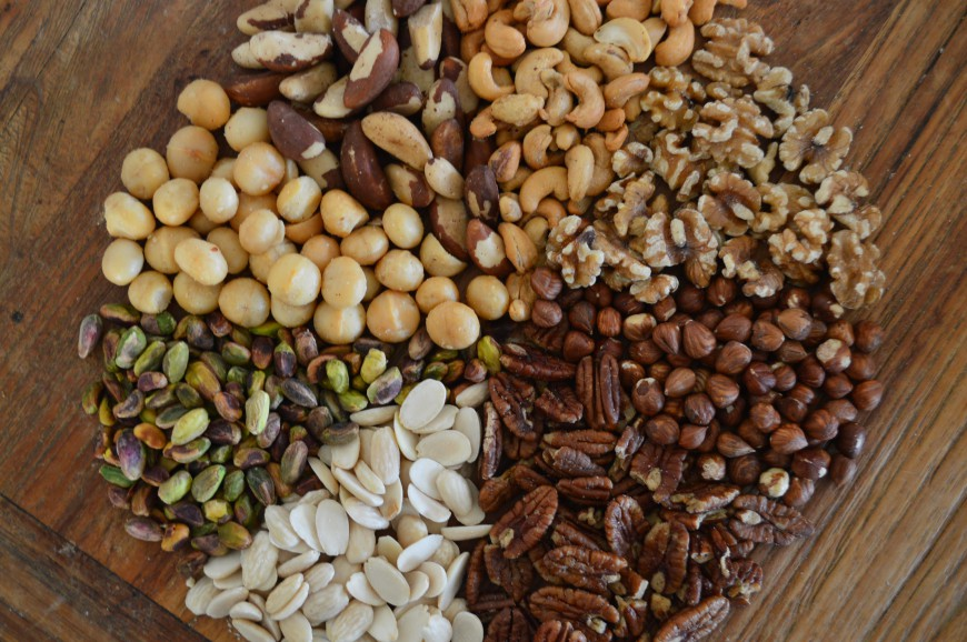 Soorten noten