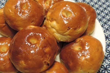Ricotta honing broodjes