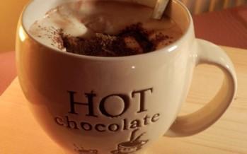 Chocolademelk, verwarmend lekker
