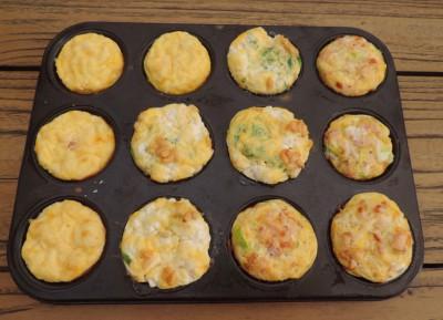 Omeletjes in cupcakevorm (3)