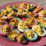 De enige, echte gekleurde eitjes!