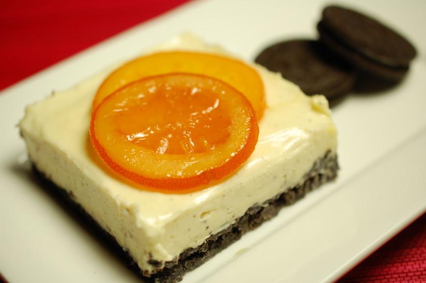 cheesecakeje vierkant