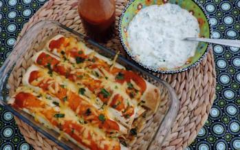 Enchilada's; Zo maak je ze helemaal zelf