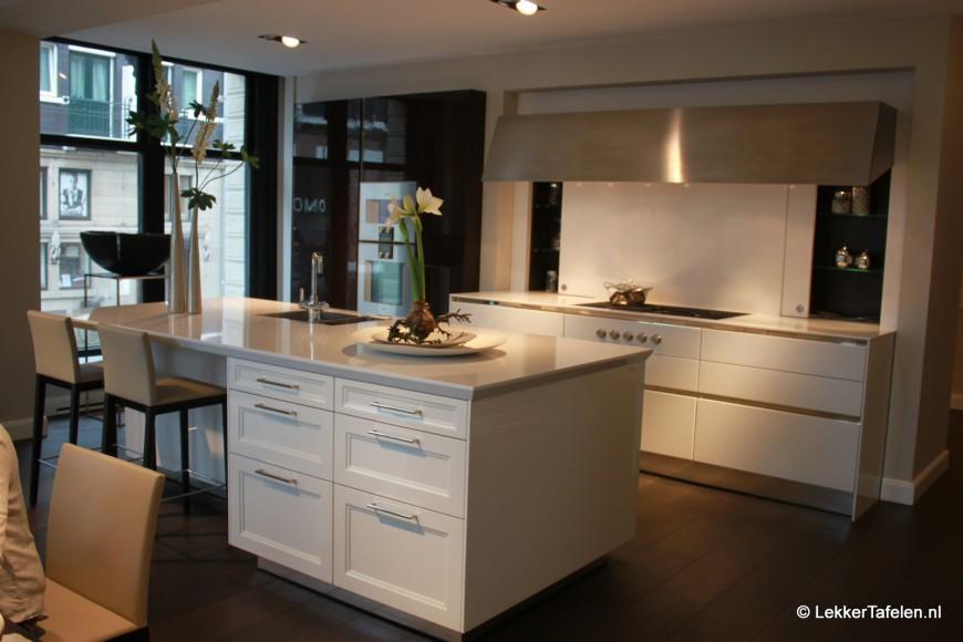 siematic flagshipstore zet beleving centraal lekker tafelen. Black Bedroom Furniture Sets. Home Design Ideas