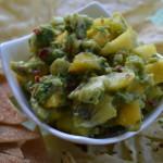 Fruitige guacamole; Maak een feest van je borreltafel